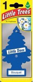Ароматизатор LITTLE TREES Весна 5г