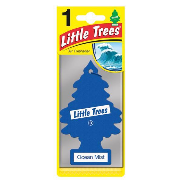 Ароматизатор LITTLE TREES Свіжість океану 5г