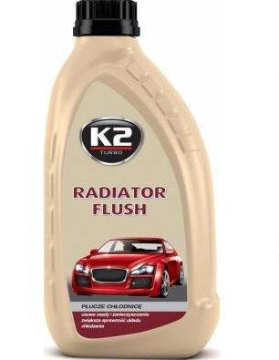 Промивання д/радіатора K2 Radiator Flush 400 мл