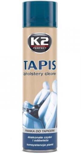 Засіб д/чистки тканини K2 Tapis 600мл /аерозоль/