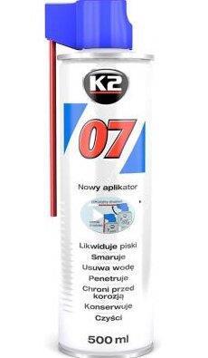 Мастило K2 007 Універсальна 500мл /аерозоль/