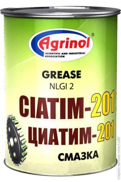 Мастило AGRINOL Циатім-201 800г