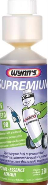 Присадка д/бензину WYNN'S Supremium Petrol 22810 250мл