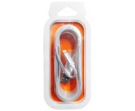 Кабель-перехідник USB ZARYAD iPhone5,6 в асорт. KT01/03/05/07/09/11