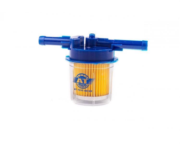 Фільтр д/авто паливний AT Ваз-2101-2109 вертикал. 7010-001-ff