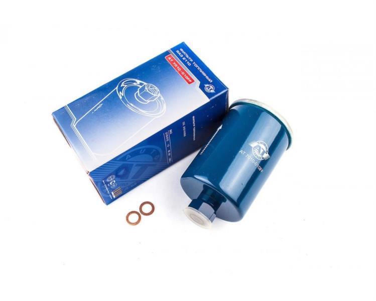 Фільтр д/авто паливний AT Ваз-2109-2112 8V, 16V інж. 7010-010ff