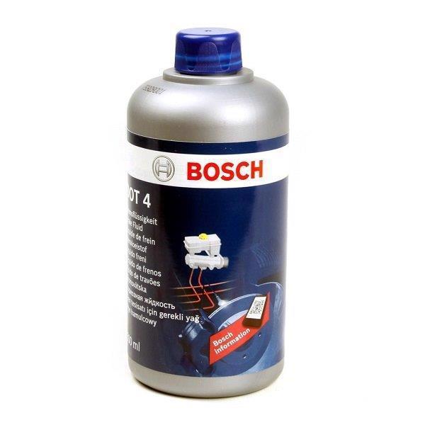 Рідина гальмівна BOSCH DOT-4 0,25л