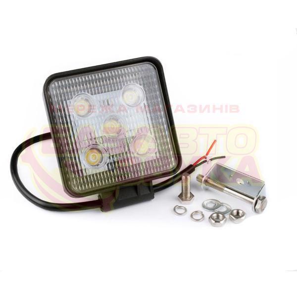 Фара дн. світла LAVITA LED 5*3W, 1125Lm, 128*110мм LA 291529