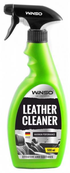 Очищувач д/шкіри салону WINSO 500мл 810580 /тригер/