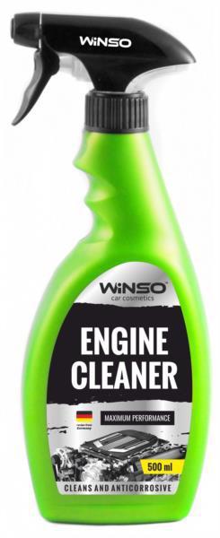 Очищувач поверхні двигуна WINSO 500мл 810530 /тригер/