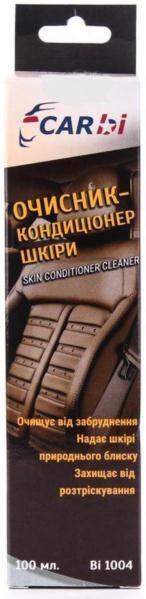 Очищувач-кондиц. д/шкіри салону CARBI 100мл BI1004 /спрей/