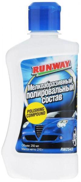 Поліроль д/кузова RUNWAY 250мл RW2543