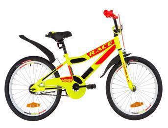 "Велосипеди дет. 20"" FREERIDER Speedy помар.-чорн. 7422"