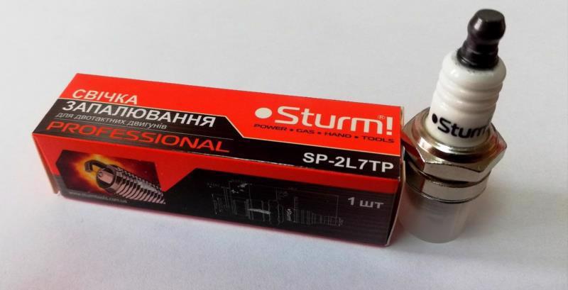 Свічка запалювання STURM SP-2L7TP