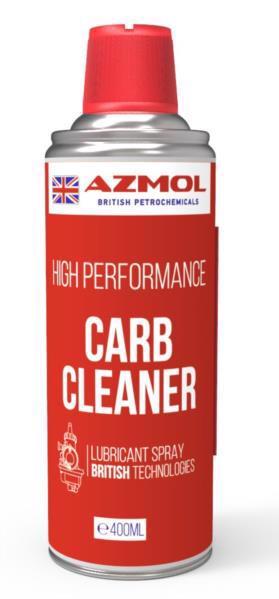 Очищувач карбюратора AZMOL 400мл /аерозоль/
