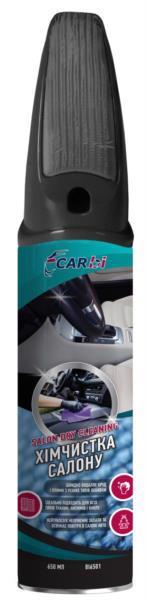 Засіб д/очищення тканини CARBI 650мл BI6501 /аерозоль/