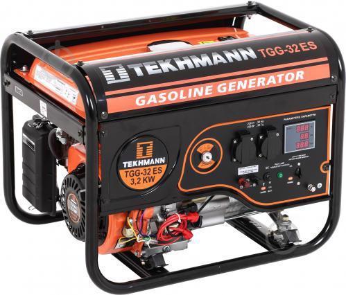 Генератор бензиновий TEKHMANN TGG-32ES 2.8кВт, е/старт 844111
