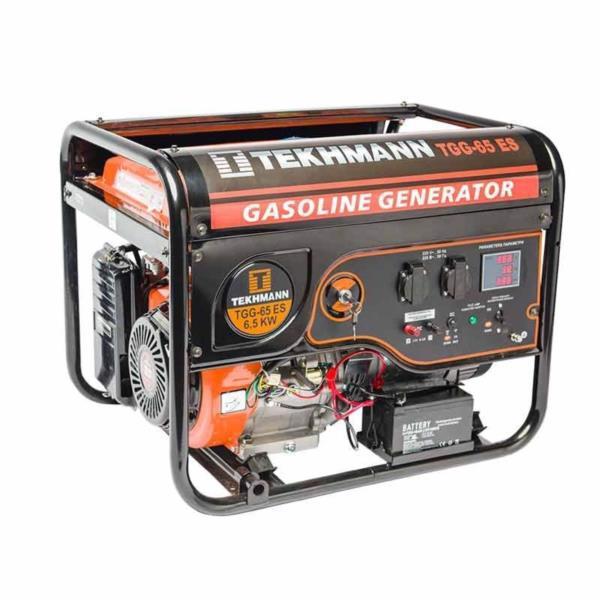 Генератор бензиновий TEKHMANN TGG-65ES 6.0кВт е/старт 844113