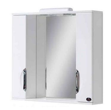 Зеркало VAN MEBLES Lora 85 +2 шкафа белый