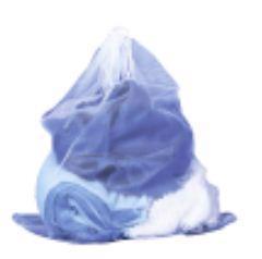Мішок д/прання білизни 1кг МД 30*35 см UC09998