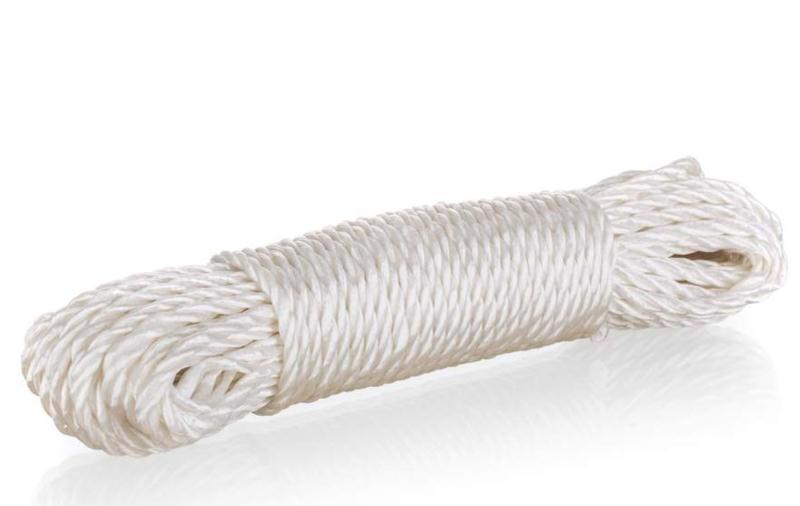 Мотузка д/білизни BRILANZ пластик 20м 43964004