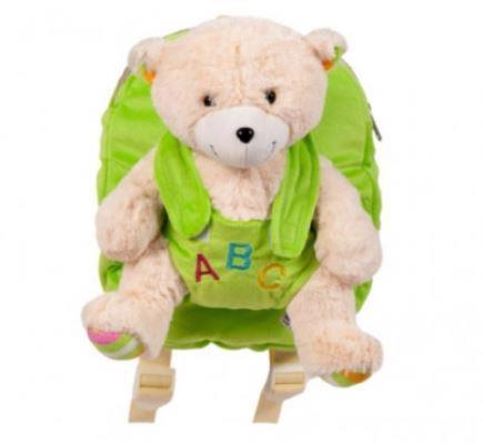 Рюкзак дитячий STIP Ведмедик 29см