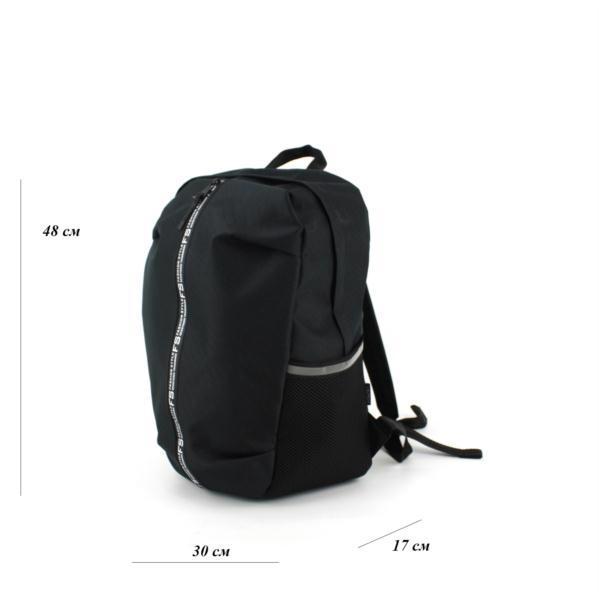 Рюкзак WALLABY 126 чорний