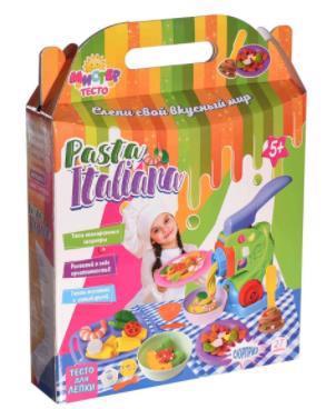 """Набір д/творч. STRATEG Містер тісто """"Pasta Italiana"""" 71305"""