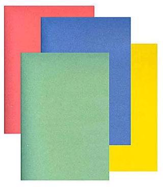 Картон A4 9арк кольоровий ФОЛДЕР 15