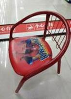 Стілець дитячий 35*23см м'яке сидіння IMP0720030
