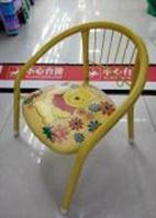 Стілець дитячий 35*23см м'яке сидіння зі звук. IMP0720031