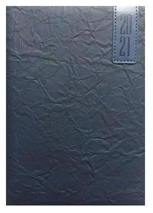 Щоденник А5 320арк BOURGEOIS датов. шкірзам 8902