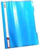 Папка-швидкозшивач А4 LEADER пласт. бірюзовая KS320-1