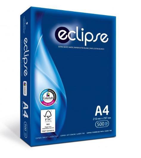 Папір А4 SUZANO Eclipse біла 75г/м кв. 500 аркушів