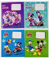 "Зошит 12арк. клітинка МИЦАР Disney ""Mickey Mouse"" (Ц697013У) 267427"