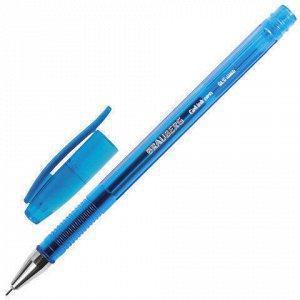 Ручка гелева син. 0.5мм LT-009