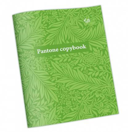"Зошит 48арк PROFIPLAN ""Pantone copybook"" four 900725"