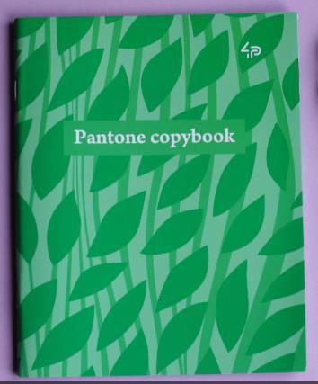 "Зошит 48арк PROFIPLAN ""Pantone copybook"" two 900749"
