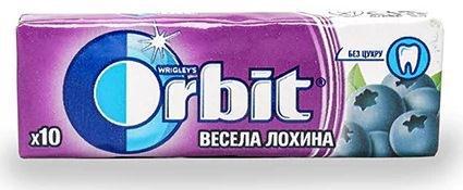 Гумка жувальна ORBIT Весела лохина