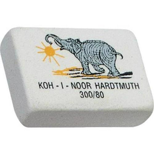 Гумка KIN Elephant 300/80 білий