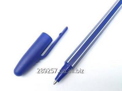 Ручка кулькова черв. PANPEN РР-555-А