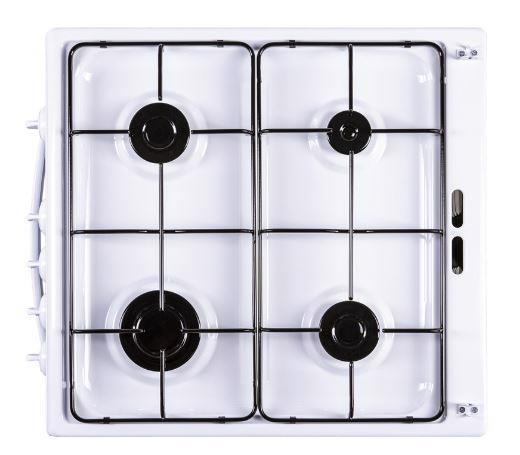Плита газова GRETA 1470-00/17 біла