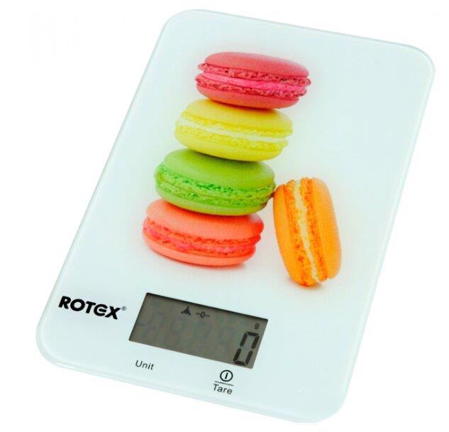 Ваги кухонны електр. ROTEX 5кг RSK14-P