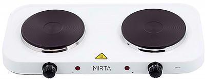 Електроплита 2нагр. эл-та MIRTA 2000Вт HP-9920
