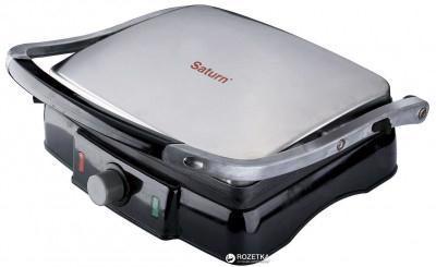 Гриль електричний SATURN 1800Вт ST-EC1150