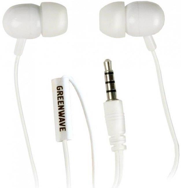 Навушники GREENWAVE EX-085M