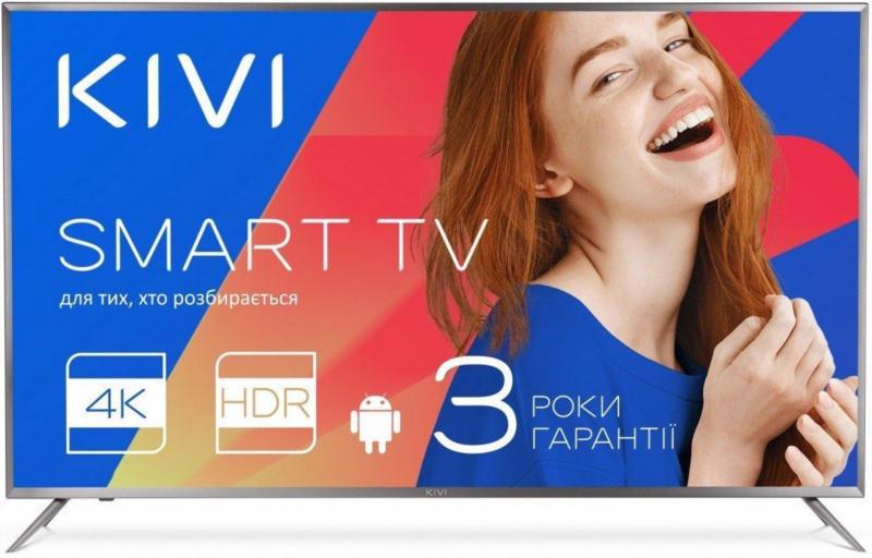Телевізор KIVI 50UR50GU/GR