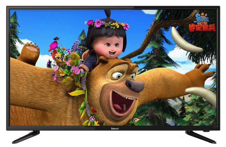 """Телевізор SATURN LED 50"""" TV-LED50UHD800U4K"""