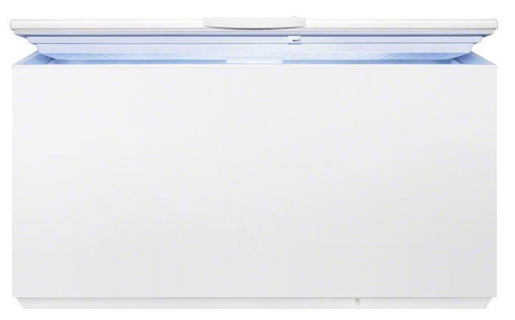 Камера морозильна ELECTROLUX 495л горизонт. EC5231AOW