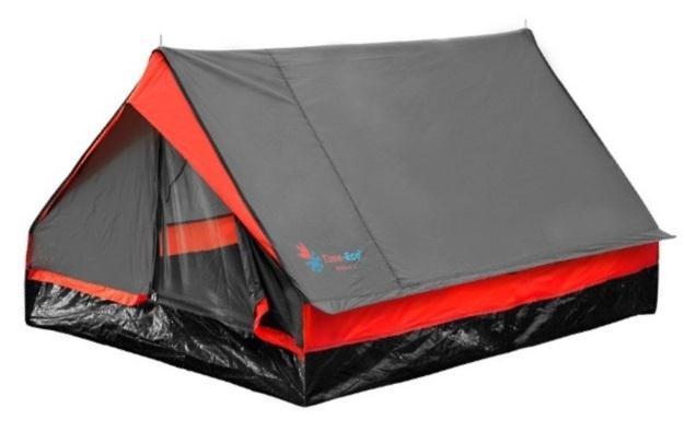 Палатка 2-х местная TIME ECO Minipack-2 190*120*95см